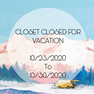 Jewelry - ClOSET CLOSED FOR VACATION